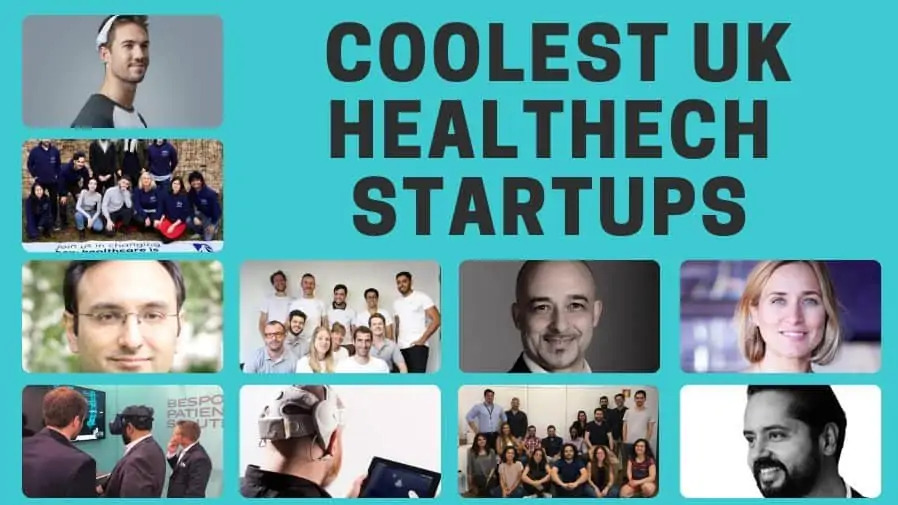 Oxford Endovascular named as one of the UK's 10 coolest HealthTech start-ups!